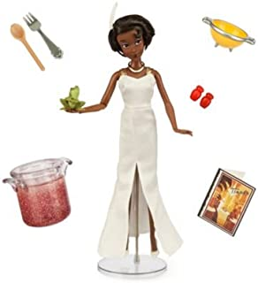 Disney (Disney) US official merchandise the princess and the frog Tiana Princess doll Talking Doll about 27cm to [ English ] shovel sing Figure [ parallel import goods ]