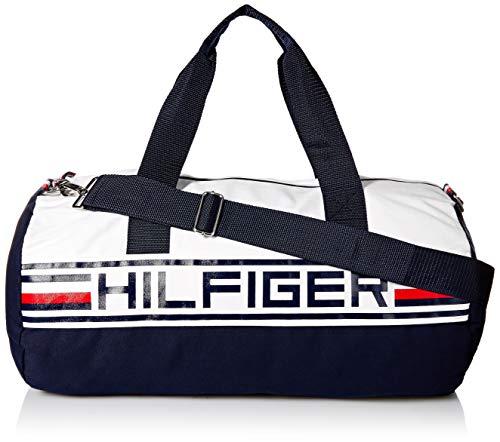 Tommy Hilfiger Duffle Bag Patriot Colorblock, Navy blazer-print, One Size