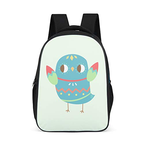animal Toddler's Kindergarten Backpack Lightweight Perfect Size for Student animal grey onesize