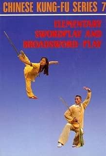 Elementary Swordplay & Broadsword-play (Chinese Kung-Fu Series 7) by Victor Wu (5-Jun-1905) Paperback