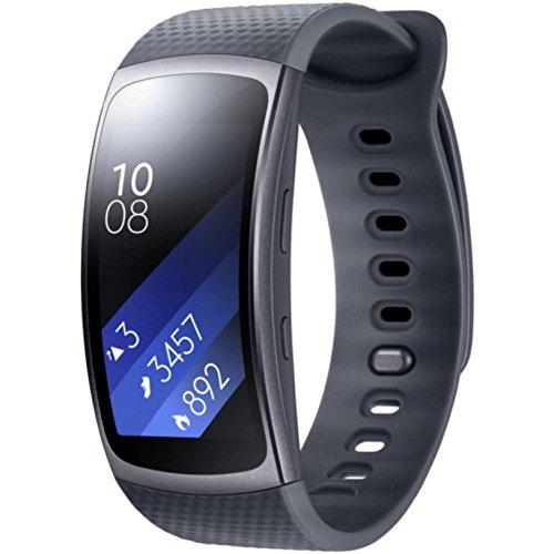Samsung Gear Fit2 Smart Watch (Large) - Black