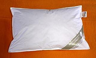 Betten Hofmann Kinder Daunenkissen Kissen 40x60 cm medium ungesteppt 100% Gänsedaunen 100g