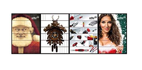 Wiha 2014 Werkzeug-Set Adventskalender, 39338