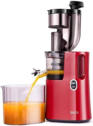 SKG Q8 Wide Max 89% OFF Chute Vertical Masticating Juicer RPM Same day shipping An Free BPA 45
