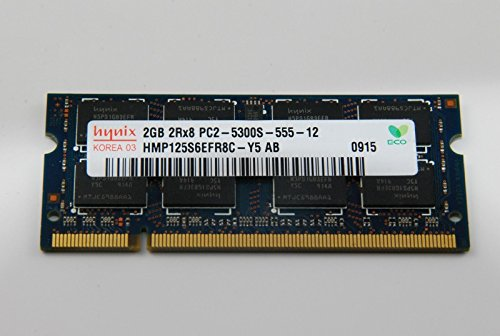 Hynix RAM Speicher 2 GB Notebook Notebook 2 GB 667 MHz PC2 - 5300s-555 - 12 So