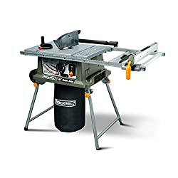 Rockwell RK7241S Jobsite table saw review