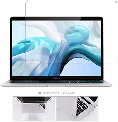 FORITO Tempered Glass Screen Protector Compatible with 2020 2018 MacBook Air 13 Inch 2020 2016 product image