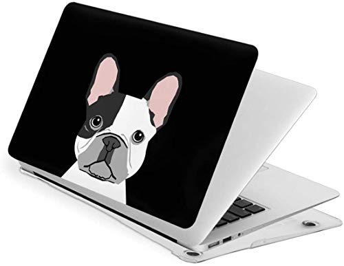 Laptop Case Cartoon Background for MacBook French Bulldog New Air13/Air13/Touch13