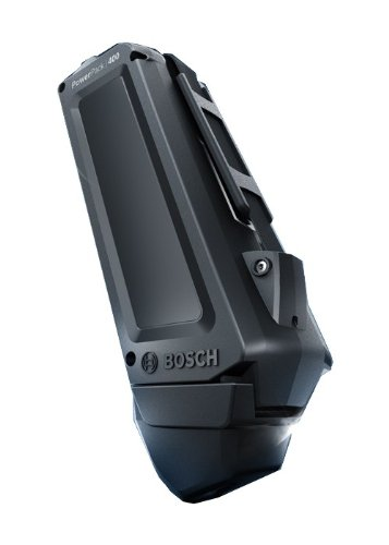 Preisvergleich Produktbild Bosch Akku PowerPack 400 schwarz für E-Bike 400Wh / 11 Ah Rahmenversion