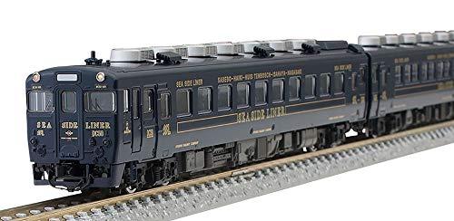 TOMIX Nゲージ 限定 キハ58系 快速シーサイドライナー ・ 紺色 ・ キハ28 5200 セット 3両 97918 鉄道模型 ディーゼルカー
