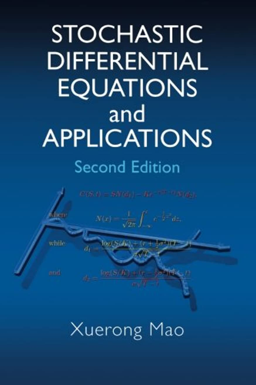 多年生はず世界記録のギネスブックStochastic Differential Equations and Applications, Second Edition