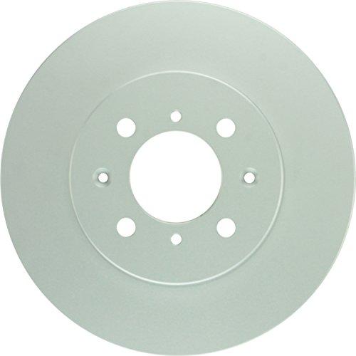 Bosch 26010730 QuietCast Premium Disc Brake Rotor For Acura: 1990-2001 Integra; Honda: 1990-2005 Civic, 1994-1997 Civic del Sol, 2007-2013 Fit, 2010-2014 Insight; Front