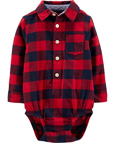Lista de Camisas para Bebé los 5 mejores. 1