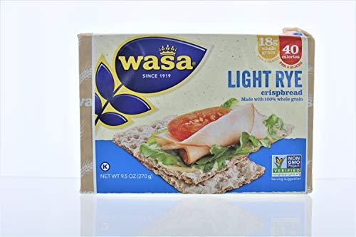 Wasa Crispbread Rye Lite