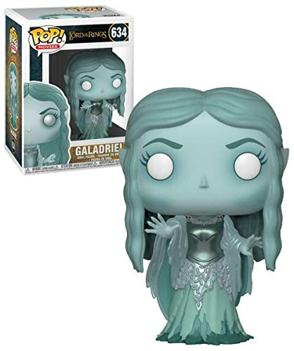 Funko Pop Movies: Lord of the Rings - Tempted Galadriel Collectible Figure, Multicolor