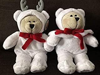 スターバックス クリスマス ベアリスタ セット ボーイ ガール