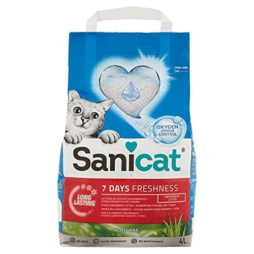 Sanicat 7 Days Aloe Vera - 4 L