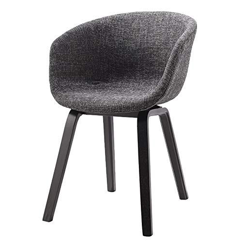 Sedia Designer Chair Poltrona Treppiede Design Panton in Legno curvato di Alta qualità