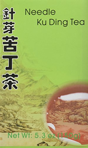 Lucky Eight Needle Ku Ding Tea 5.3 Oz (150g)