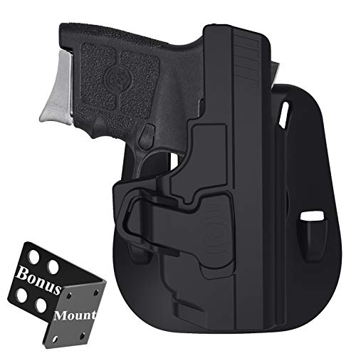 77GO Gun Holster for Smith & Wesson M&P Bodyguard 380 with...