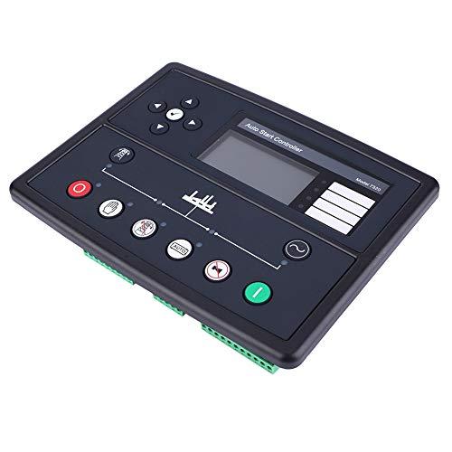Generador BMS de alta confiabilidad, controlador de arranque automático, piezas de grupo electrógeno, regulador de voltaje de pantalla LCD para grupo electrógeno
