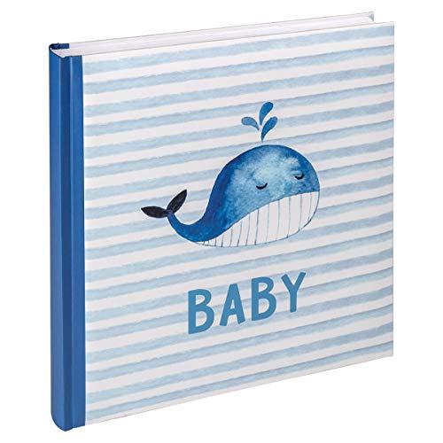 walther design fotoalbum, blauw, 28 x 30,5 cm