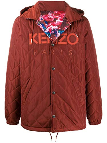 Kenzo Luxury Fashion Heren F965OU3641NH88 Oranje Jas   Herfst/Winter 19
