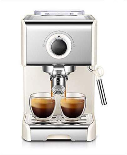 KaiKai Máquina de café, la Bomba y 20 Bares máquina de Espresso Semi-automática Espresso Cafetera Inicio Cafetera Comercial Leche vaporizador, for la Oficina en casa