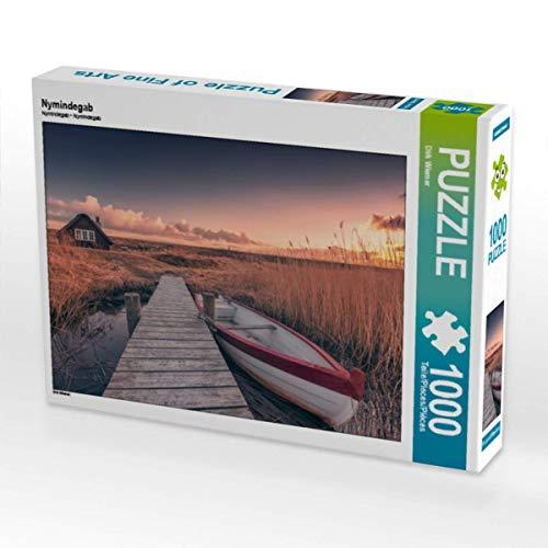 CALVENDO Puzzle Nymindegab 1000 Teile Lege-Größe 64 x 48 cm Foto-Puzzle Bild von diwiesign