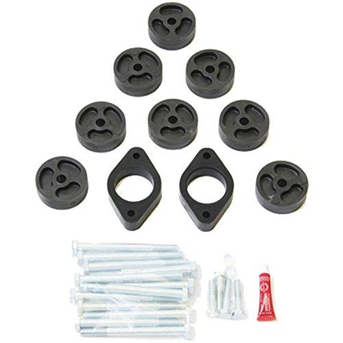 "Performance Accessories JK/JKU 1"" Body Lift Kit | Amazon"