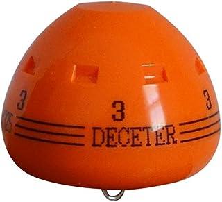 浮動ウキ DECETER(ディセター) オレンジ Lサイズ 3番