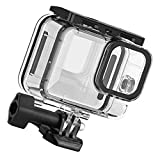 FeelMeet Waterproof Case for Gopro Hero 9 Protective Housing Underwater Diving Cover Action Camera Accessories
