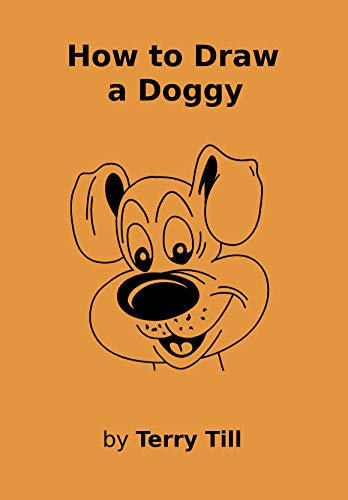 How to Draw a Doggy (English Edition)