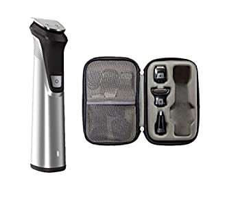 Philips Norelco Multigroom All-in-One Trimmer Series Silver 25 Piece