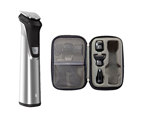 Philips Norelco Multigroom All-in-One Trimmer Series, Silver, 25 Piece