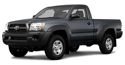 2011 Toyota Tacoma, 4-Wheel Drive Regular Cab 4-Cylinder Automatic Transmission (Natl), Magnetic Gray Metallic