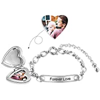 Gemszoo Personalized Picture Bracelet