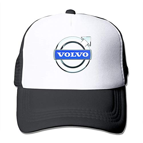 New Personalized The White Volvo Logo Cool Casquette for Mans Trucker Hats Black,Hüte, Mützen & Caps