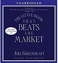 The Little Book That Beats the Market-By Joel Greenblatt