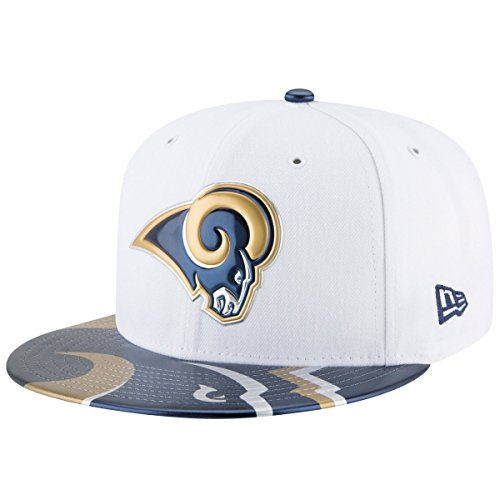 NFL Arizona Cardinals 2017 Draft On Stage 59Fifty Fitted Cap, Size 7 1/8, White