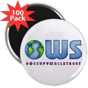 Hashtag Occupy Ranking TOP9 Wall Award-winning store Street Global OWS WE THE inch ARE 2.25 F 99%