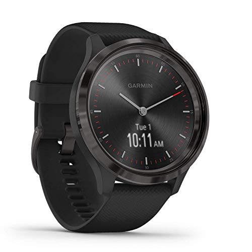 Garmin Vívomove 3 Sport 44 - Reloj inteligente, color negro
