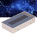 Módulo de panel de visualización de texto, doble fila de tubo digital 0.56 para PLC JLING, sin programación, PLC doméstico, pantalla de texto, tablero de transmisión de pantalla y parámetros