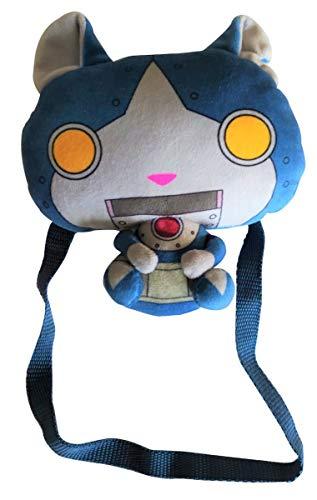 Play by Play Yo-Kai Watch Bag, Mini sac à dos 17 cm pour enfants, garçons et filles (bleu)
