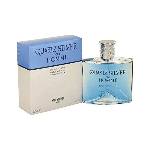 Molyneux - Silver Quartz Eau De Toilette Spray 100Ml/3.3Oz - Parfum Homme