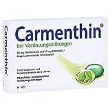 Carmenthin Weichkapseln bei Verdauungsstörungen, 14 St. Kapseln