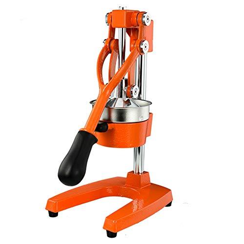 Handhebelbetriebene Saftpresse/Entsafter für die Herstellung der Orange/Granatapfel/Zitrusfrucht/Zitrone/Grapefruit/Kiwi-Saft,Orange