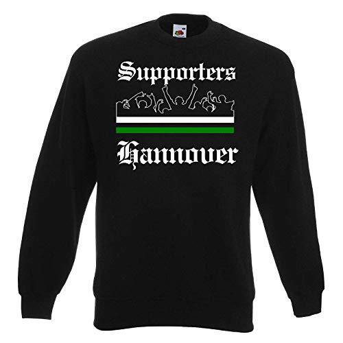Hannover Herren Sweatshirt Supporters Ultras