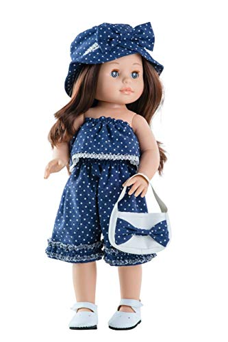 Unbekannt Paola Reina ROPA Puppe Emily 42 cm Mehrfarbig (56018