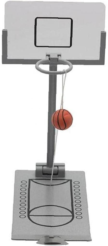 Decompression Toys Desktop Basketball Game Toy Mini Foldable Bas
